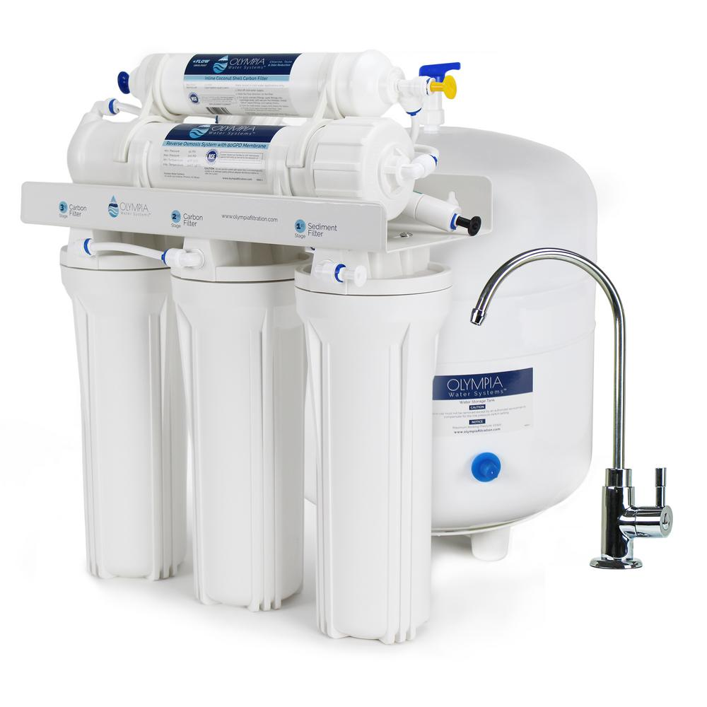Water Filtration Systems - Pardue Plumbing