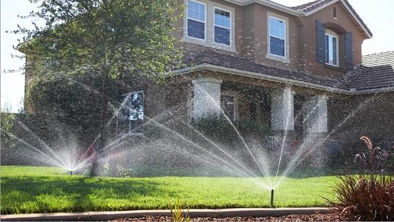 irrigation system install & repair